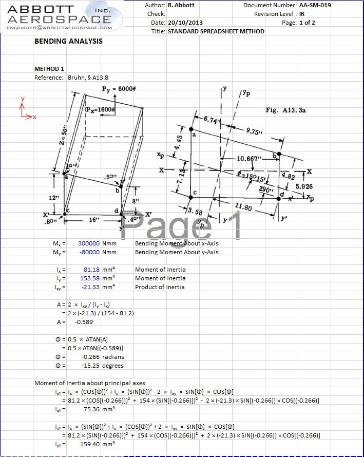 AA-SM-019 Bending